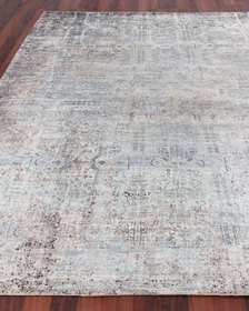 Exquisite Rugs Sanctuary Hand-Knotted Silk Rug 10'