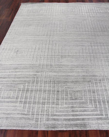Exquisite Rugs Portlyn Hand-Loomed Rug 10' x 14'