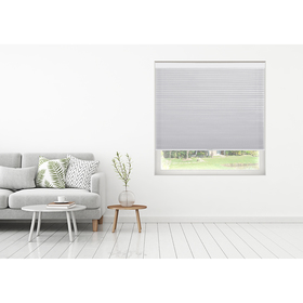 Glowe Cordless Cellular Shade – Grey Violt