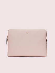 Kate Spade polly laptop sleeve with strap