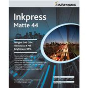 "Inkpress Duo 80 Inkjet Matte Photo Paper (8.5x11"")"