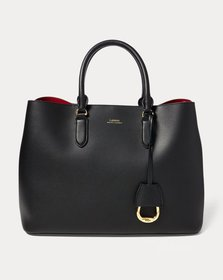 Ralph Lauren Leather Marcy Satchel