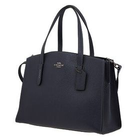 CoachLadies Charlie Carryall in Midnight Navy