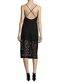 Tibi Aleyda Sleeveless Cutout Dress