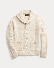 Ralph Lauren Cotton-Silk Cardigan