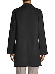 T Tahari Jayden Notch Lapel Coat