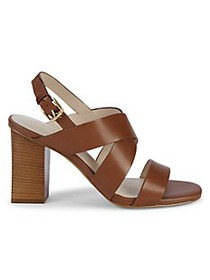 Cole Haan Cynthia Leather Slingback Sandals