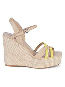 Charles by Charles David Dulce Platform Wedge Sand