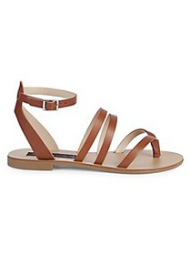 Steven by Steve Madden Madilyn Strappy Leather Ank