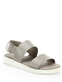 Vince Brennen Leather Sandals