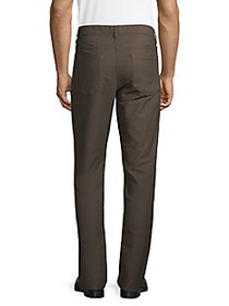 Perry Ellis Slim Stretch-Fit Pants