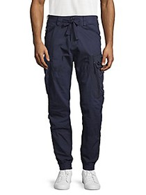 G-Star RAW Cotton-Blend Trainer Pants