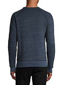 G-Star RAW Long-Sleeve Cotton-Blend Sweatshirt
