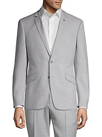 NHP Extra Slim-Fit Chambray Sport Coat