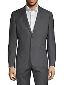 NHP Extra Slim Fit Solid Sportcoat