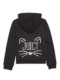 Juicy Couture Little Girl's & ​Girl's Faux Fur-Tri