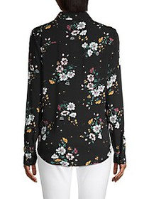 Philosophy Moody Floral-Print Shirt