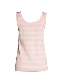 Anne Klein Stripe Tank Top