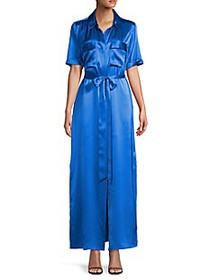 L'Agence Klement Silk Gown