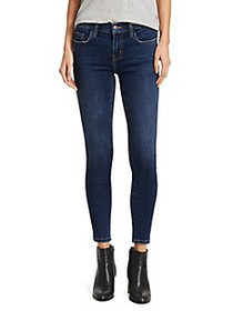 Current/Elliott The Stiletto Low-Rise Skinny Ankle