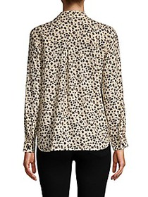 SUPPLY & DEMAND Everly Print Blouse