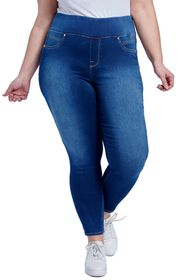 Seven7 Ultra High Waisted Tummy Toner Skinny Jeans