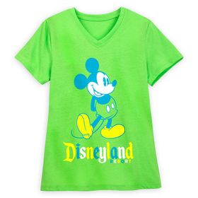 Disney Mickey Mouse Classic T-Shirt for Women – Di
