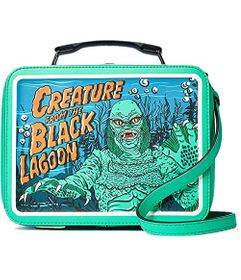 Moschino Classic Horror Lunch-Box Shoulder Bag