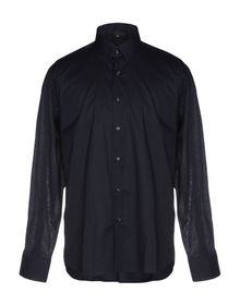 JUST CAVALLI - Solid color shirt