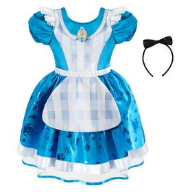 Disney Alice Costume for Kids – Alice in Wonderlan