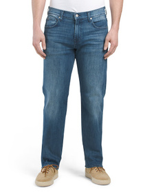 7 FOR ALL MANKIND Made In Usa Austyn Relaxed Strai