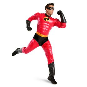 Disney Mr. Incredible Costume for Adults – Incredi