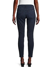 Hudson Skinny-Fit Ankle-Length Jeans