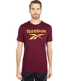 Reebok Graphic Stacked Tee