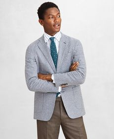 Brooks Brothers Golden Fleece® Wool-Blend Houndsto