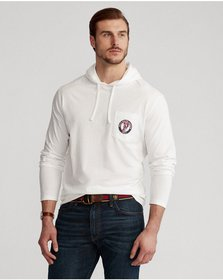 Ralph Lauren Cotton Jersey Hooded T-Shirt