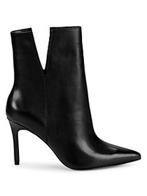 Charles David Dashing Leather Booties