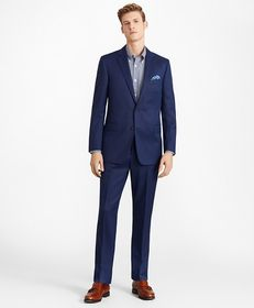 Brooks Brothers Regent Fit Two-Button 1818 Suit
