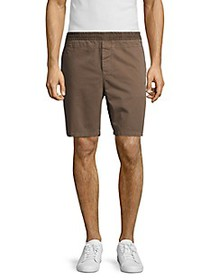 French Connection Cotton-Blend Shorts