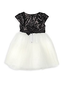 Tutu Couture Little Girl's & Girl's Sequin Tulle D