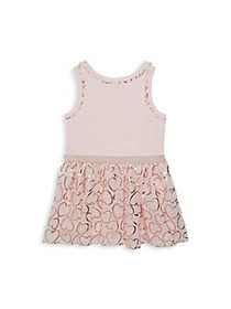 Juicy Couture Little Girl's 2-Piece Heart-Print Dr