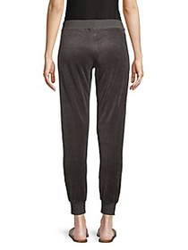 Juicy Couture Velour Jogger Pants