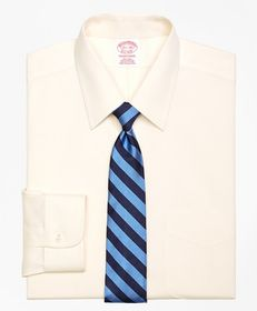 Brooks Brothers Traditional Relaxed-Fit Dress Shir