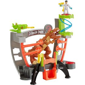 Fisher-Price Imaginext Jurassic World, Research La
