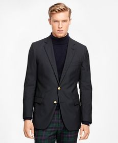 Brooks Brothers Fitzgerald Fit Two-Button Classic