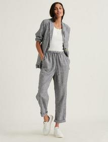 Lucky Brand Relaxed Linen Pant