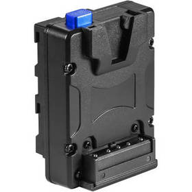 Watson Micro V-Mount Plate with NP-F Adapter