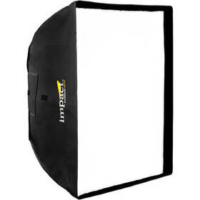 Impact Luxbanx Duo Medium Square Softbox (26 x 26""