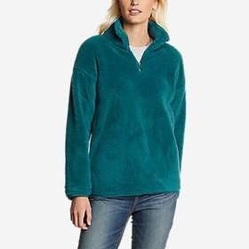 Women's Quest Plush 2.0 1/4-Zip