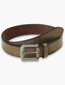 Lucky Brand Stitched Distress Belt